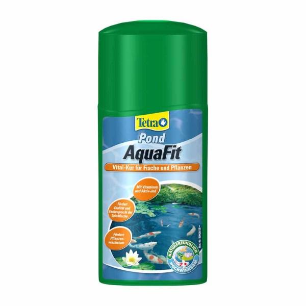 Средство для улучшения качества воды Tetra Pond Aqua Fit 250 мл.