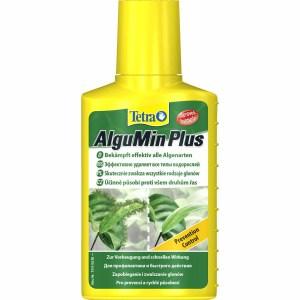 Средство против водорослей в аквариуме Tetra AlguMin Plus 100 мл.; 250 мл.; 500 мл.