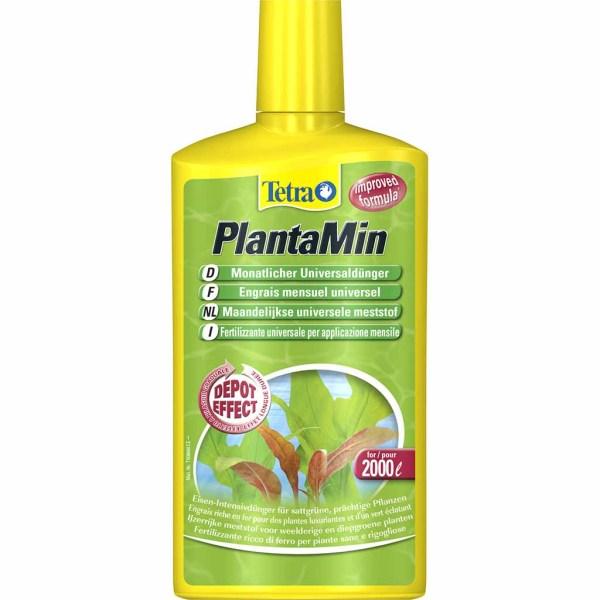 Удобрения для растений в аквариуме Tetra PlantaMin 100 мл.; 250 мл.; 500 мл.; 5 л.