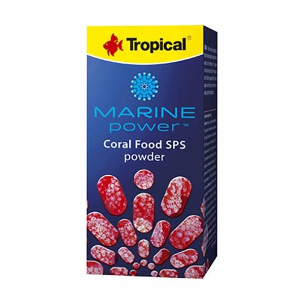 Корм Tropical Marine Power Coral Food Sps Powder (для кораллов) 105 гр.