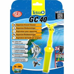 Очиститель грунта для аквариума Tetra Tetratec GC 40 (на 50-200 л.)