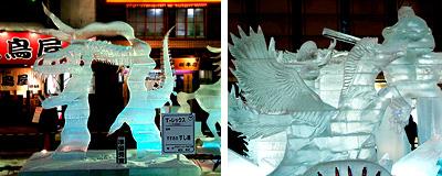 札幌雪祭り-02-すすきの会場