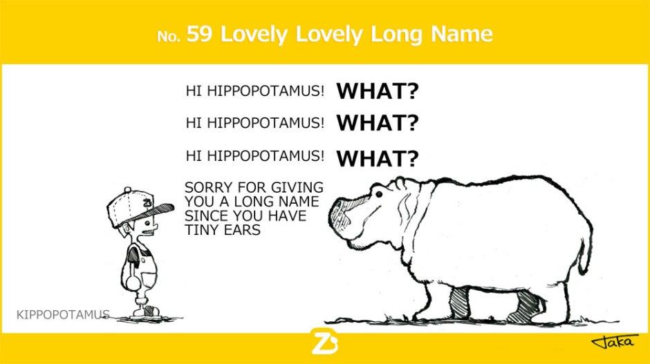 Lovely Lovely Long Name