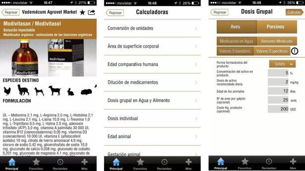 aplicaciones móviles para veterinarios