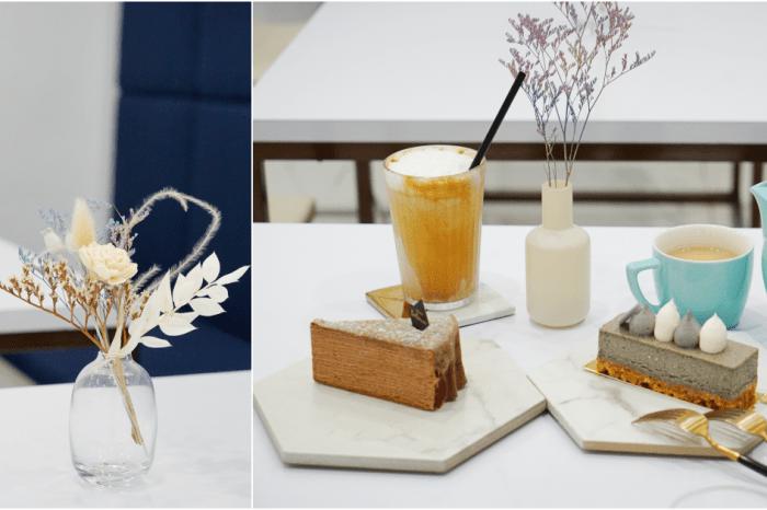 新竹甜點咖啡館 BonBon Sweet Dessert&Coffee 每一口都讓人回味的千層蛋糕