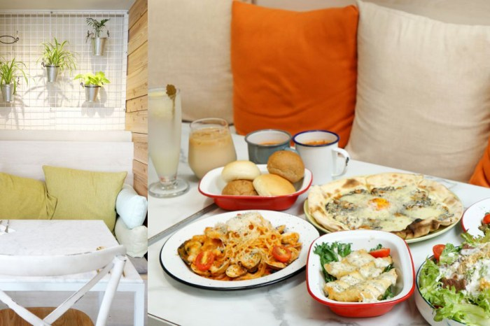 台北大安區 信義安和捷運站 Five & Fantast 義式餐廳 自製手工義大利麵新推出!