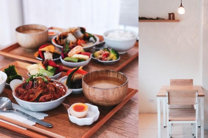 竹北美食推薦:一點點 隱藏版日式家常定食料理,溫暖我們的胃,療癒彼此的生活。