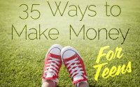 35 WAYS TO MAKE MONEY THAT ACTUALLY WORK!