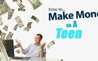 How Teenagers Can Make Money Online
