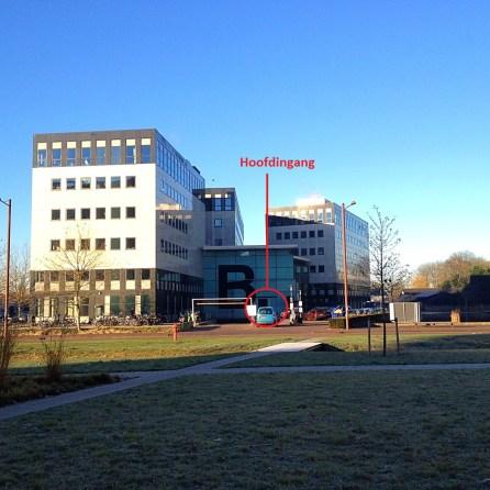 Zorgcommunity locatie // B.2 Amsterdam