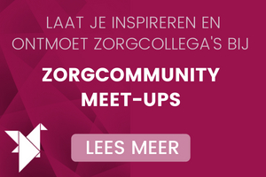 Zorgcommunity meet-up