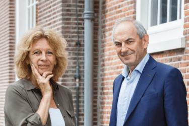 Interview Job Cohen en Liesbeth Kooij