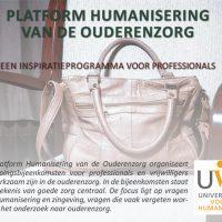 Platform Humanisering Ouderenzorg 2017