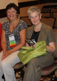 Janet Rankin & Marie Campbell