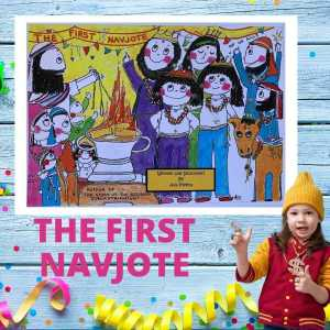 First Navjote Book Photo 1