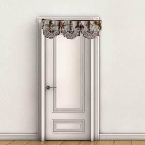 Asho Zarathustra Farovahar Atash Bells on door frame