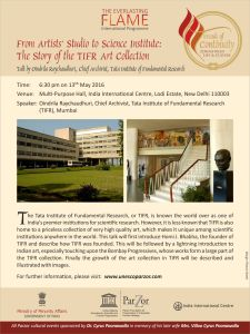 13 may Homi Bhabha and TIFR Art Collection