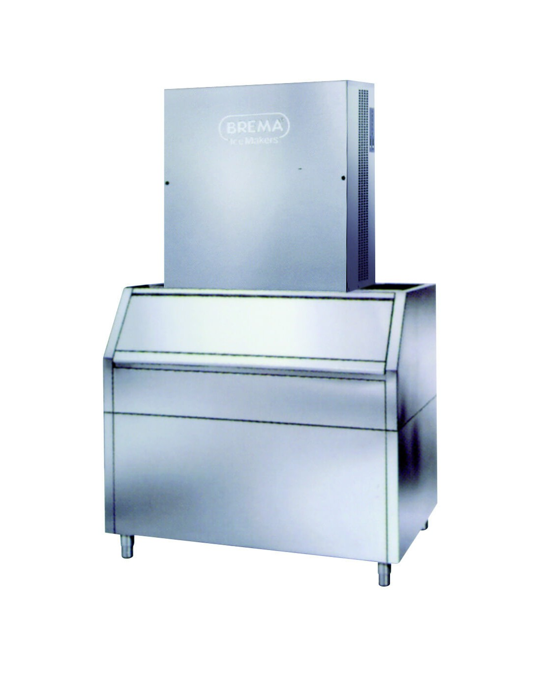 Boiler Küche Stromverbrauch  Crushedeismaschine 15 Kg/15 H