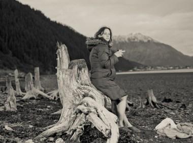 Destination Maternity: Alaskan, Russian, Tough, Pregnant. By Zorz Studios. (26)