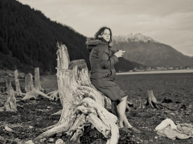 Destination Maternity: Alaskan, Russian, Tough, Pregnant. By Zorz Studios. (26)