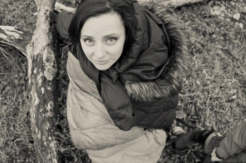 Destination Maternity: Alaskan, Russian, Tough, Pregnant. By Zorz Studios. (25)