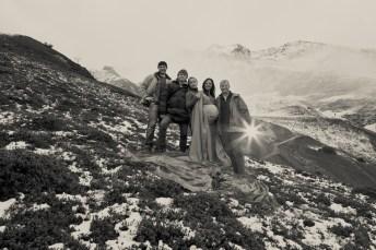 Destination Maternity: Alaskan, Russian, Tough, Pregnant. By Zorz Studios. (41)