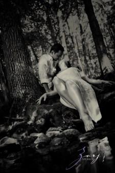 Secret Garden: Cinematic Engagement Session by Zorz Studios (18)