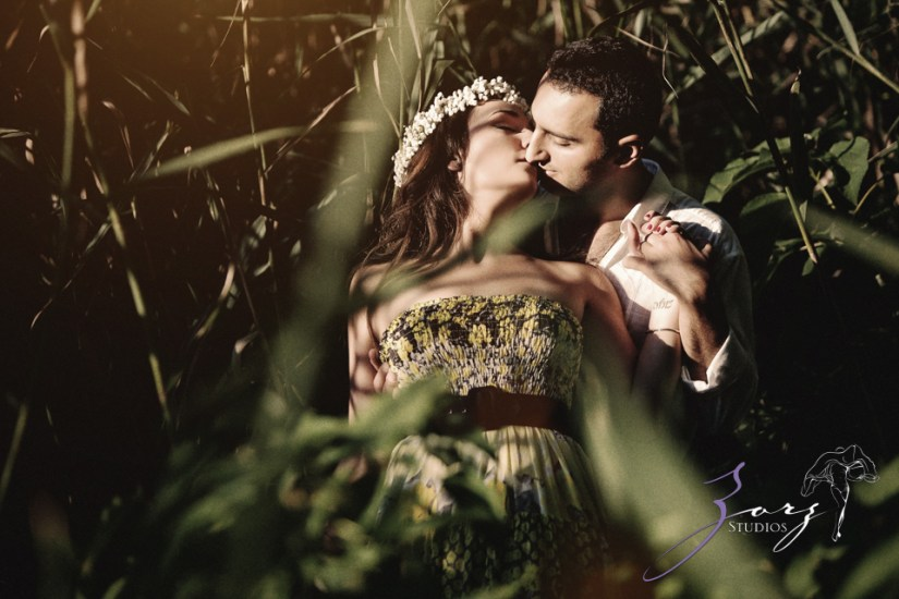 Secret Garden: Cinematic Engagement Session by Zorz Studios (9)