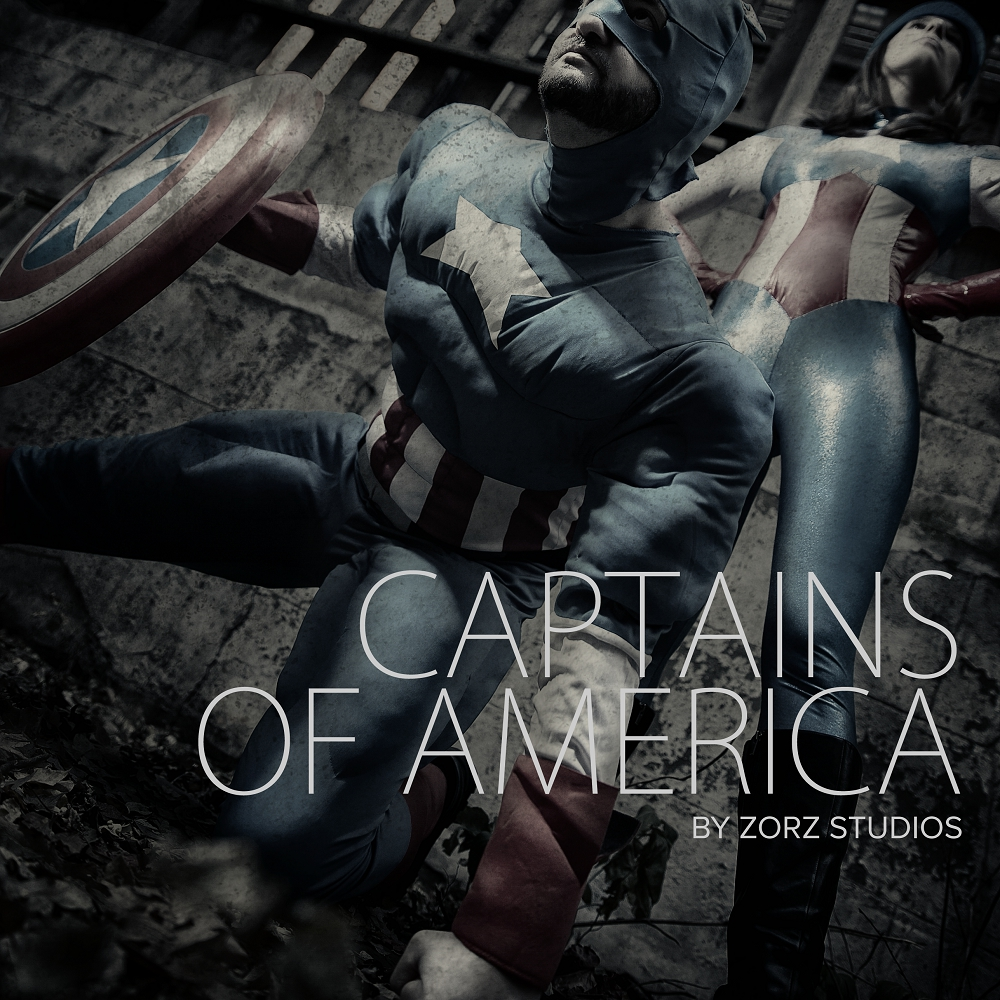 Captains of America: Sandy + Jared = Epic Engagement Session by Zorz Studios (1)