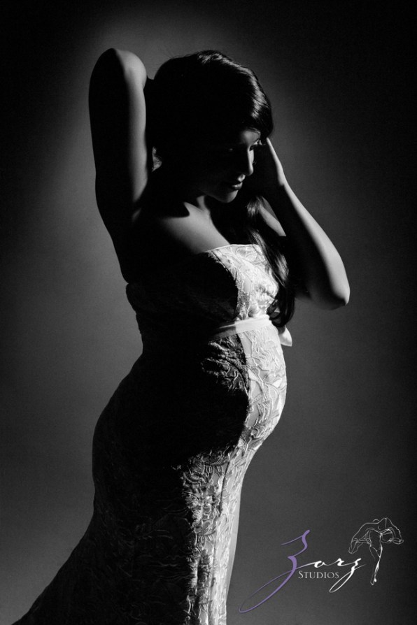 A Bump in Fashion: Maternity Session by NYC's Zorz Studios (3)