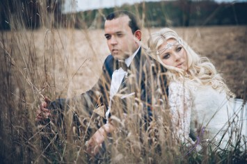 Equestrian Vines: Shannon + Al = Poetic Trash the Dress Session by Zorz Studios (19)