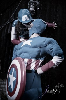 Captains of America: Sandy + Jared = Epic Engagement Session by Zorz Studios (13)