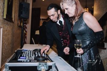 Annie + Chris = Steampunk Wedding by Zorz Studios (34)