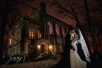 Annie + Chris = Steampunk Wedding by Zorz Studios (7)