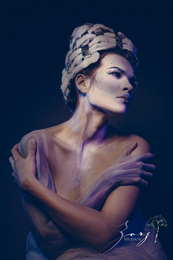 Snow Angel: Art Portraiture by Zorz Studios (8)