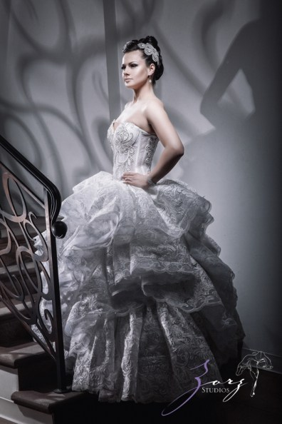 Bridal Couture: U-Mode Salon and Bridal Styles Boutique Commercial Shoot by Zorz Studios (41)