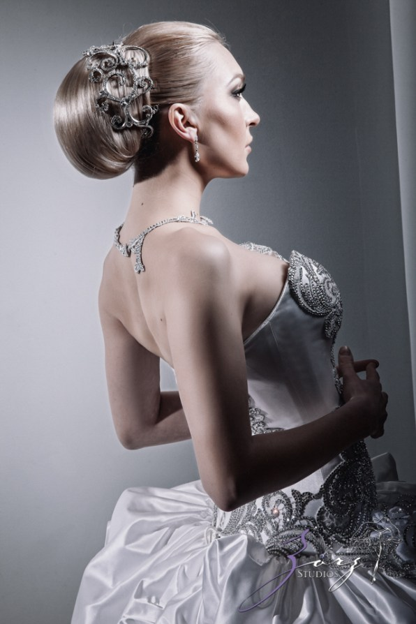 Bridal Couture: U-Mode Salon and Bridal Styles Boutique Commercial Shoot by Zorz Studios (30)