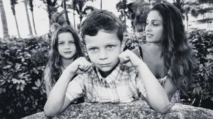 Blue Birdies: Model-Like Family Portraits in Miami, FL by Zorz Studios (20)