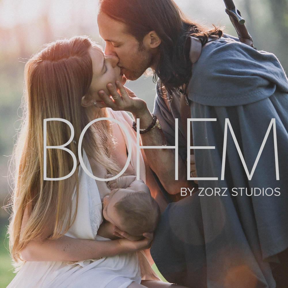 Bohem: Epic Baby Photography by Zorz Studios