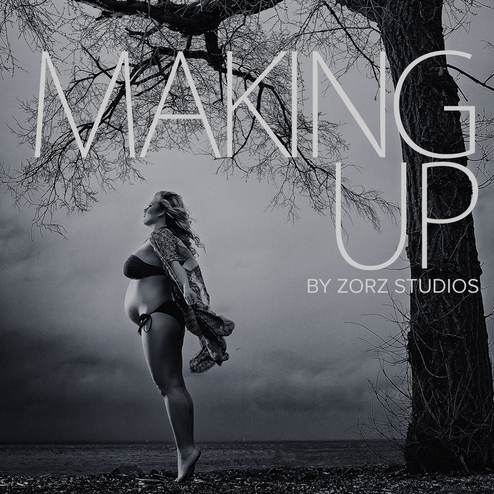Making Up: Maternity Session for a MUA by Zorz Studios (1)