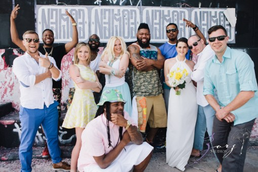 Going Coconuts: Olga + Paul = Destination Wedding and Surprise 2nd Celebration by Zorz Studios (94)