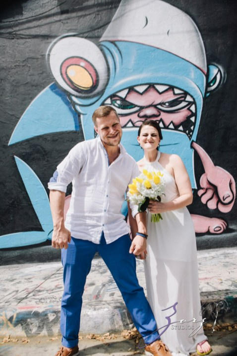 Going Coconuts: Olga + Paul = Destination Wedding and Surprise 2nd Celebration by Zorz Studios (90)