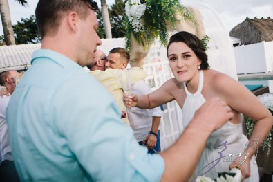 Going Coconuts: Olga + Paul = Destination Wedding and Surprise 2nd Celebration by Zorz Studios (58)
