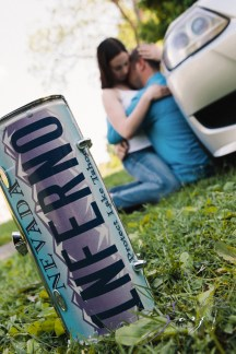 Wheel You? Celina + Brian = Engagement Session by Zorz Studios (6)