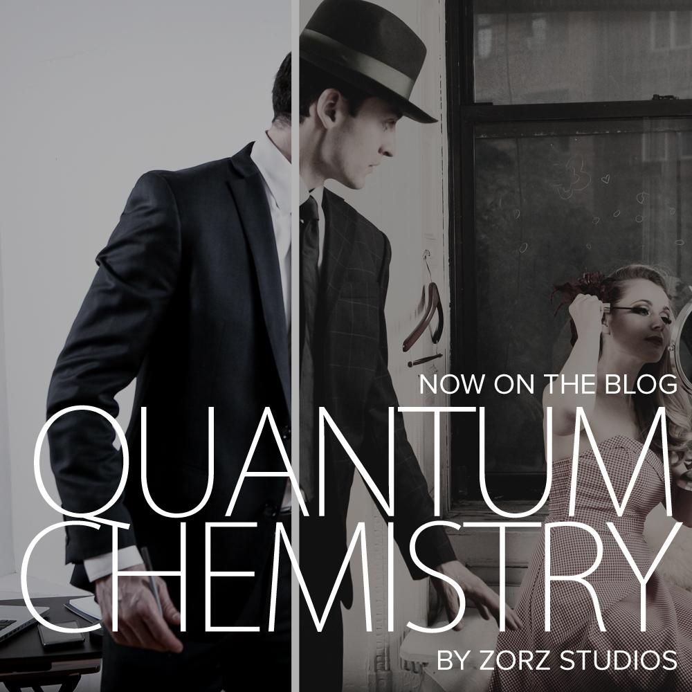 Quantum Chemistry: Alyona + Elman = Engagement Session by Zorz Studios (2)