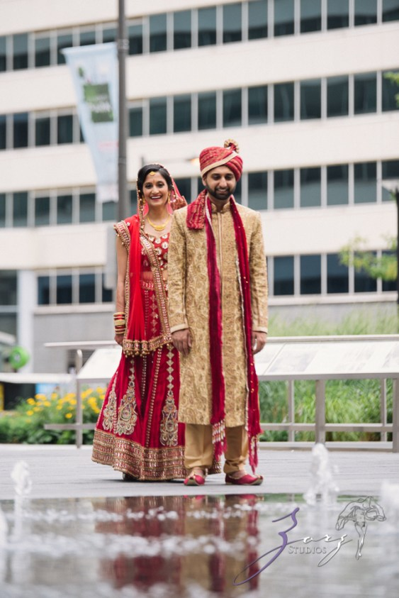 Phillyng in Love: Shruti + Milan = Indian Wedding by Zorz Studios (149)