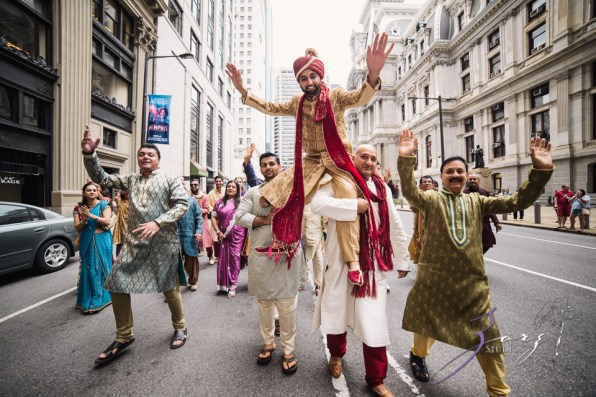 Phillyng in Love: Shruti + Milan = Indian Wedding by Zorz Studios (121)