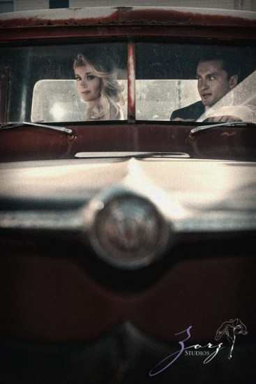 Heirloom: Alyona + Elman = Retro Trash-the-Dress Session by Zorz Studios (11)