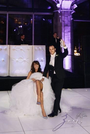 I Fancy You: Dana + John = Fashionable Wedding by Zorz Studios (4)