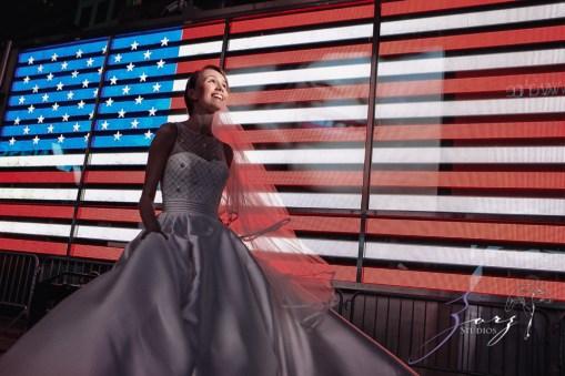 Conte Sorinula: Mya + Sorin = NYC Trash-the-Dress Shoot by Zorz Studios (31)